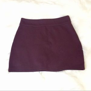 Anthropologie Purple Pencil Skirt!